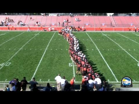 Beverly vs Malden High School Football 9/23/17