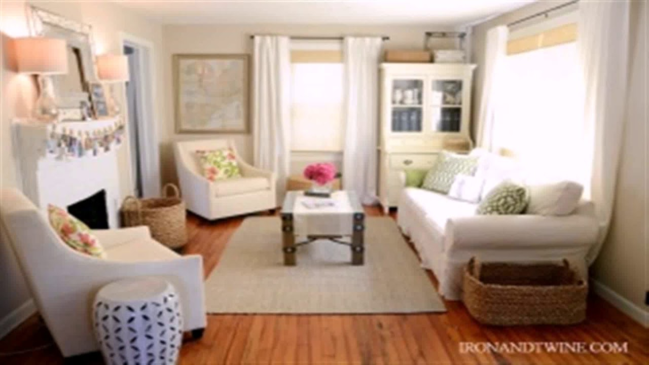 Girly Living Room Ideas For Apartments Gif Maker ...
