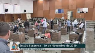 50ª Sessão Ordinária 2019
