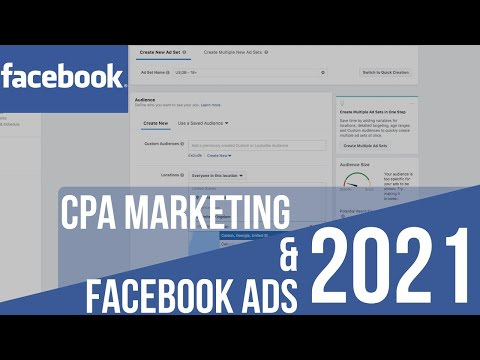 2019 CPA Affiliate Marketing & Facebook Ads Step By Step Training Guide