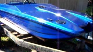 Cougar Cub Mini Boat