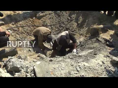 State of Palestine: PM Hamdallah's convoy hit by explosion in Gaza