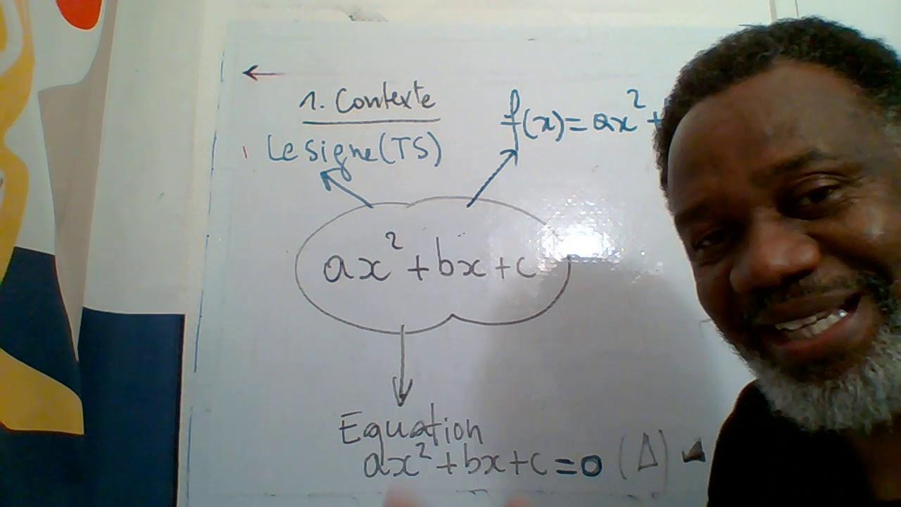 EXERCICE : TABLEAU DE VARIATION DE F (X) = - 2X² + 10X - 8 - YouTube