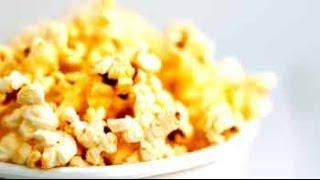 Lemon Pepper Popcorn