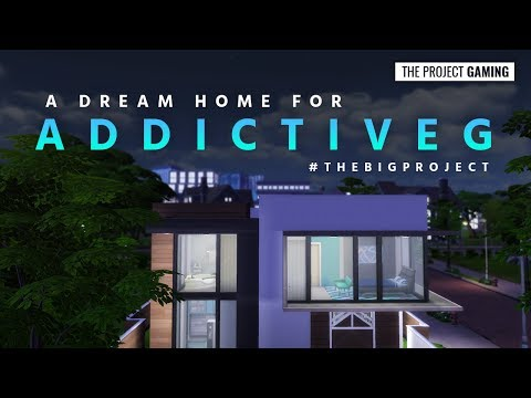 Building AddictiveG's Dream Home | The Big Project