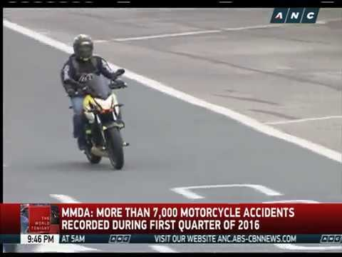 MMDA to strictly implement road rules on motorcycles