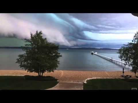 Storm, Glen Arbor MI, 080215
