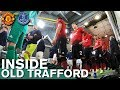 Inside Old Trafford Manchester United 2 1 Everton Behind The Scenes Tunnel Cam mp3