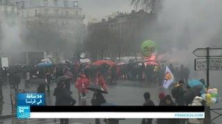 تعبئة في الشارع الفرنسي ضد قانون العمل
