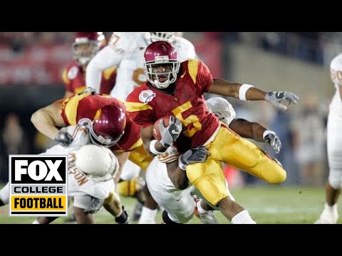 Reggie Bush On USC Reunion: I Can't Wait To Take My Kids 'where Daddy Played Football' | CFB ON FOX