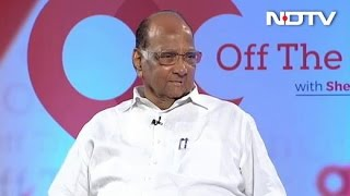 Sharad Pawar On The Problem With Rahul Gandhi