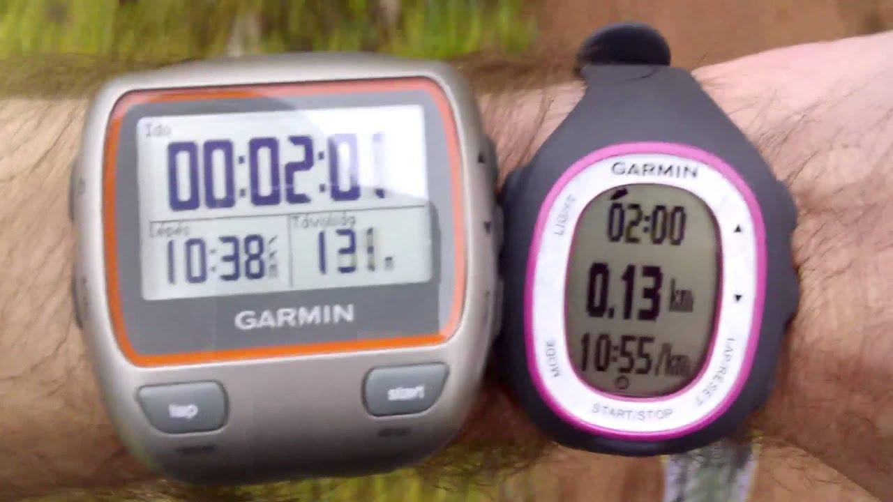 garmin forerunner 310xt vs fr70 pace teszt cardiomax youtube rh youtube com Garmin Vivo Black Garmin Swim