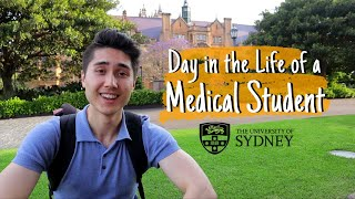 Day In The Life Of A Sydney University Medical Student (Australia)