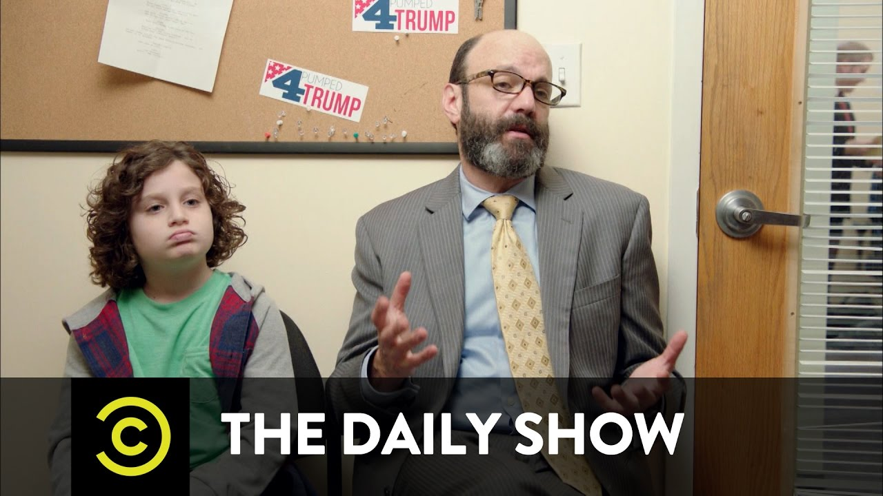 The Daily Show – Behind the Scenes at Trump Headquarters – Meet the Speechwriter