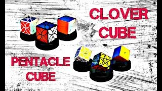 Review Pentacle Cube y Clover Cube - Brutales!