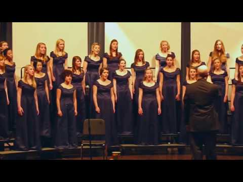 The Nightingale - Weelkes - CCHS Girls 21 Pre-CMEA concert 2011-01-25