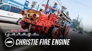 1911 Christie Fire Engine - Jay Leno