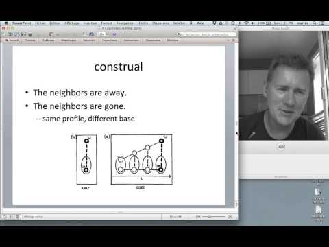 A course in Cognitive Linguistics: Cognitive Grammar