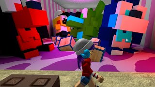 ROBLOX ESCAPE THE EVIL BABY OBBY | RADIOJH GAMES & SALLYGREENGAMER