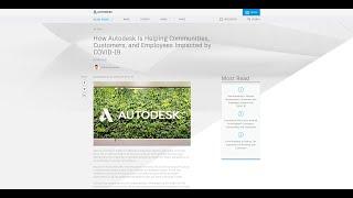 Как получить Fusion360 и другие сервисы? Поддержка сообщества, пользователей и сотрудников Autodesk.