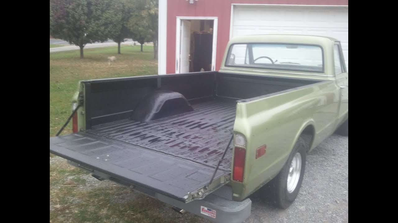 spray bedliners bedlinersplus on panels rocker truck bed liner