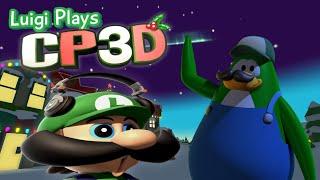 Luigi Plays: CP3D!!!