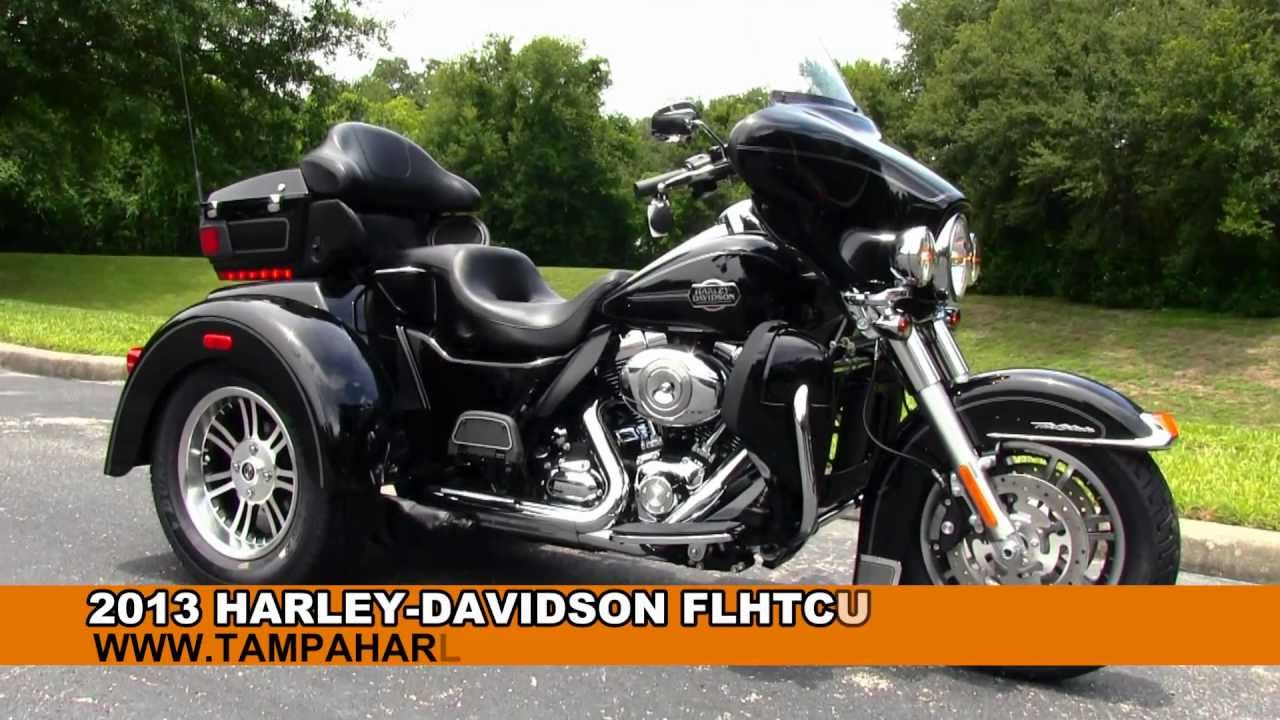 Trike Motorcycles For Sale >> New 2013 Harley Davidson Trike for Sale in Panama City ...
