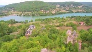 La Corrèze - Le Lac du Causse
