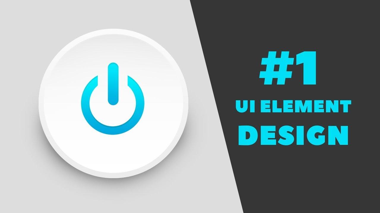 Button design maco. Ibaldo. Co.
