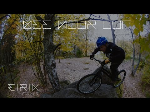 Eirik Ulltang's Wee Hour Out | 4K | Wee Day Out Response | Natural Trials Riding