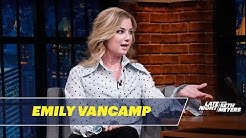 Emily VanCamp's Family Sends Her Hate Mail