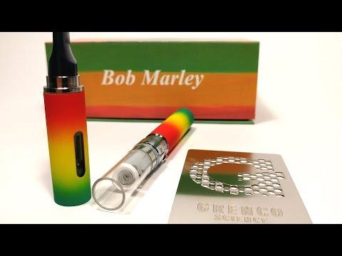Распаковка и обзор вапорайзера Bob Marley G Pen