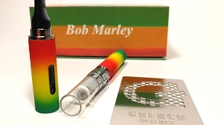 Розпакування та огляд вапорайзер а Bob Marley G Pen