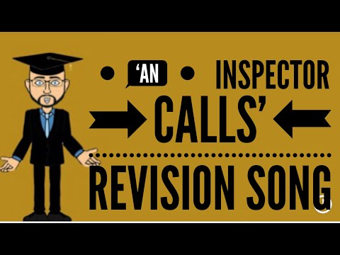 'An Inspector Calls' Revision Song with Beatbox & Guitar