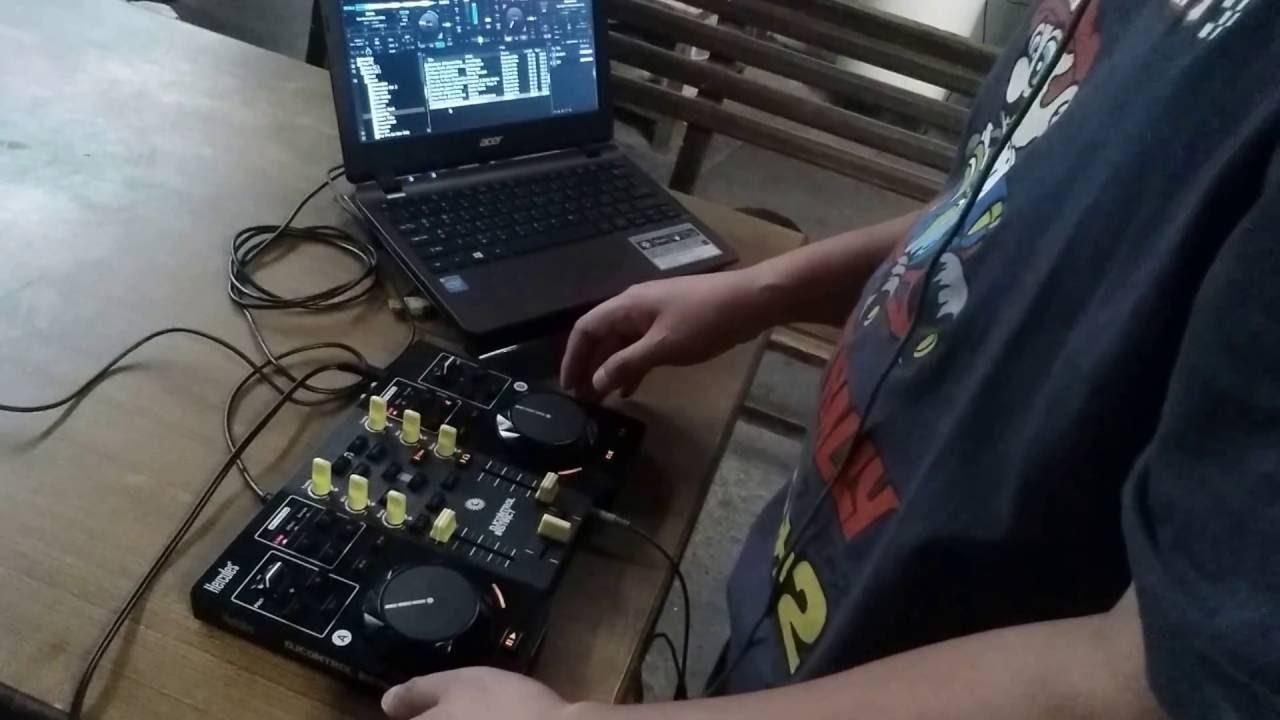Hercules djcontrol instinct (street edition) youtube.