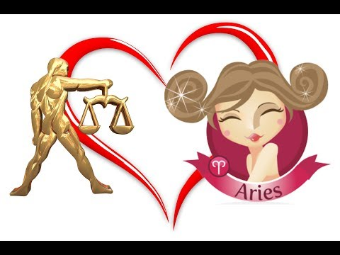 Libra Man and Aries Woman - Compatible? - YouTube