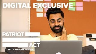 Hasan Reads The Comments | Patriot Act with Hasan Minhaj | Netflix