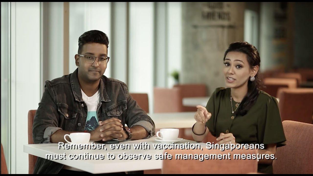 COVID-19 Vaccine: Celebrities' Advice (Tamil)