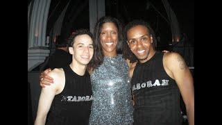 Taborah at Club Avalon