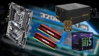 Komputer za 3800 złotych z pamięcią Intel OPTANE - Propozycja.