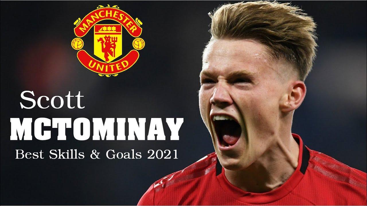 Download Scott McTominay 2021 - Defensive Skills, Tackling, Pass, Assists & Goals - HD