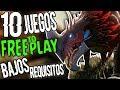 LOS MEJORES JUEGOS FREE TO PLAY DE BAJOS REQUISITOS PARA PC   TOP