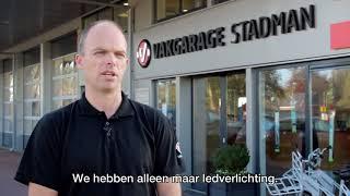 Duurzaam ondernemen in Drenthe – Vakgarage Stadman in Annen