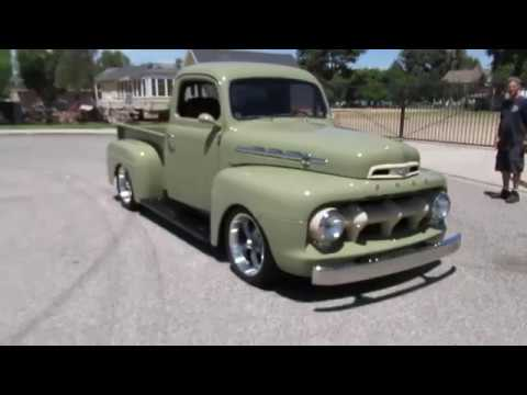 1952 FORD F1 - SOLD