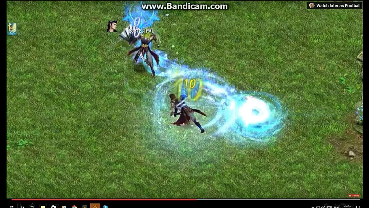 WindWalker Skills Conquer Online