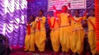 Shubh Swagatam - Dream Land Academy - Cultural Program 2014