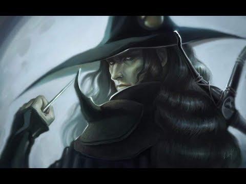 Смотреть мультфильм охотник на вампиров ди