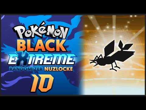 OUR FIRST EVOLUTION!! | Pokemon Black EXTREME Randomizer Nuzlocke Part 10 from YouTube · Duration:  29 minutes 30 seconds