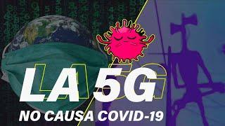 Contra las teorías de conspiración: la errónea vinculación de la red 5G al COVID-19