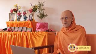 Бхакти Викаша Свами - 2. Как сохранить вдохновение в сознании Кришны БГ 9.3